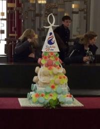 Arvonta kakku