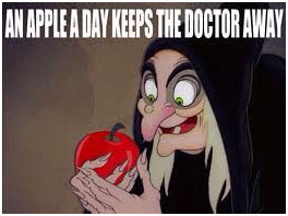 Omena paivassa